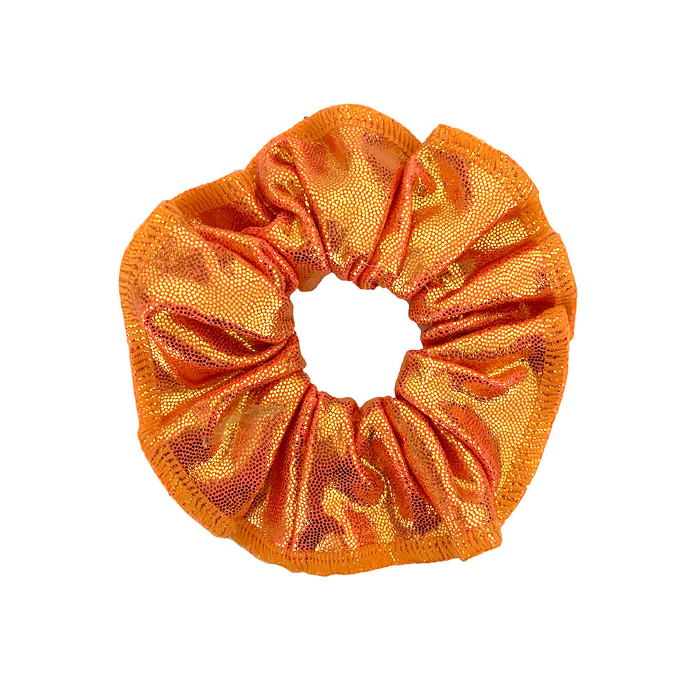 Scrunchie-Froezel-Kyla-Oranje-SCR-002O-Sparkle-&-Dream-1