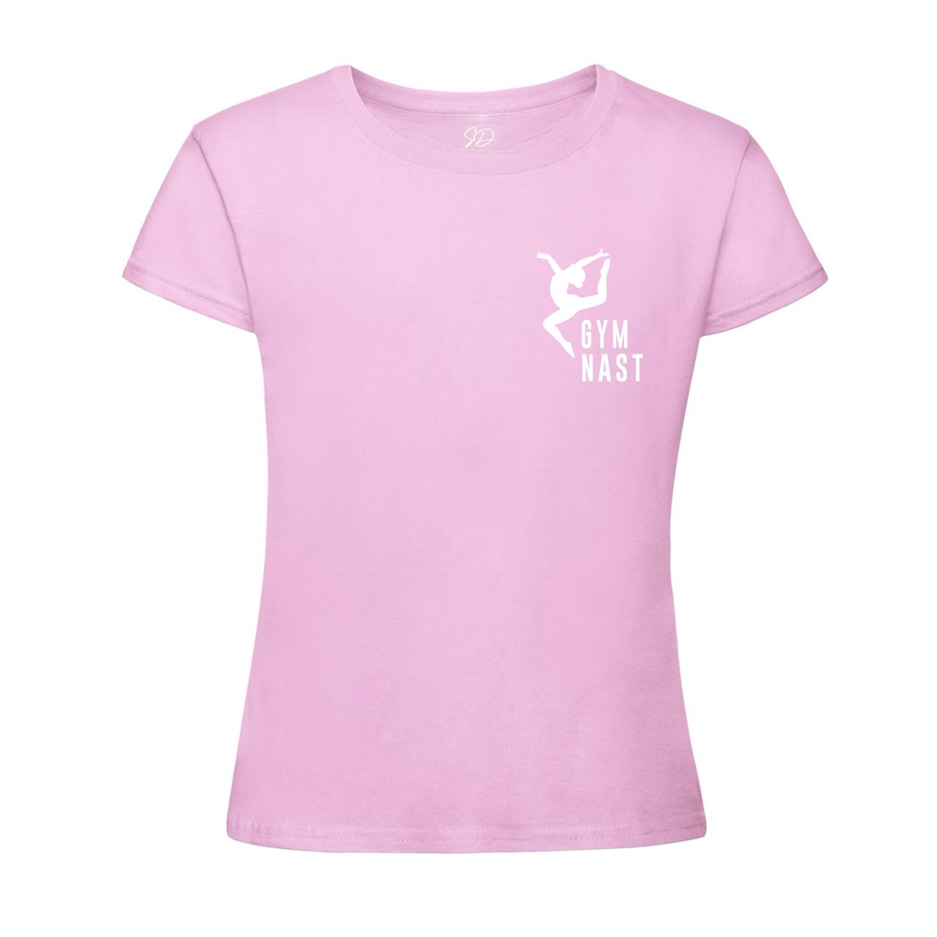 gymnast-roze