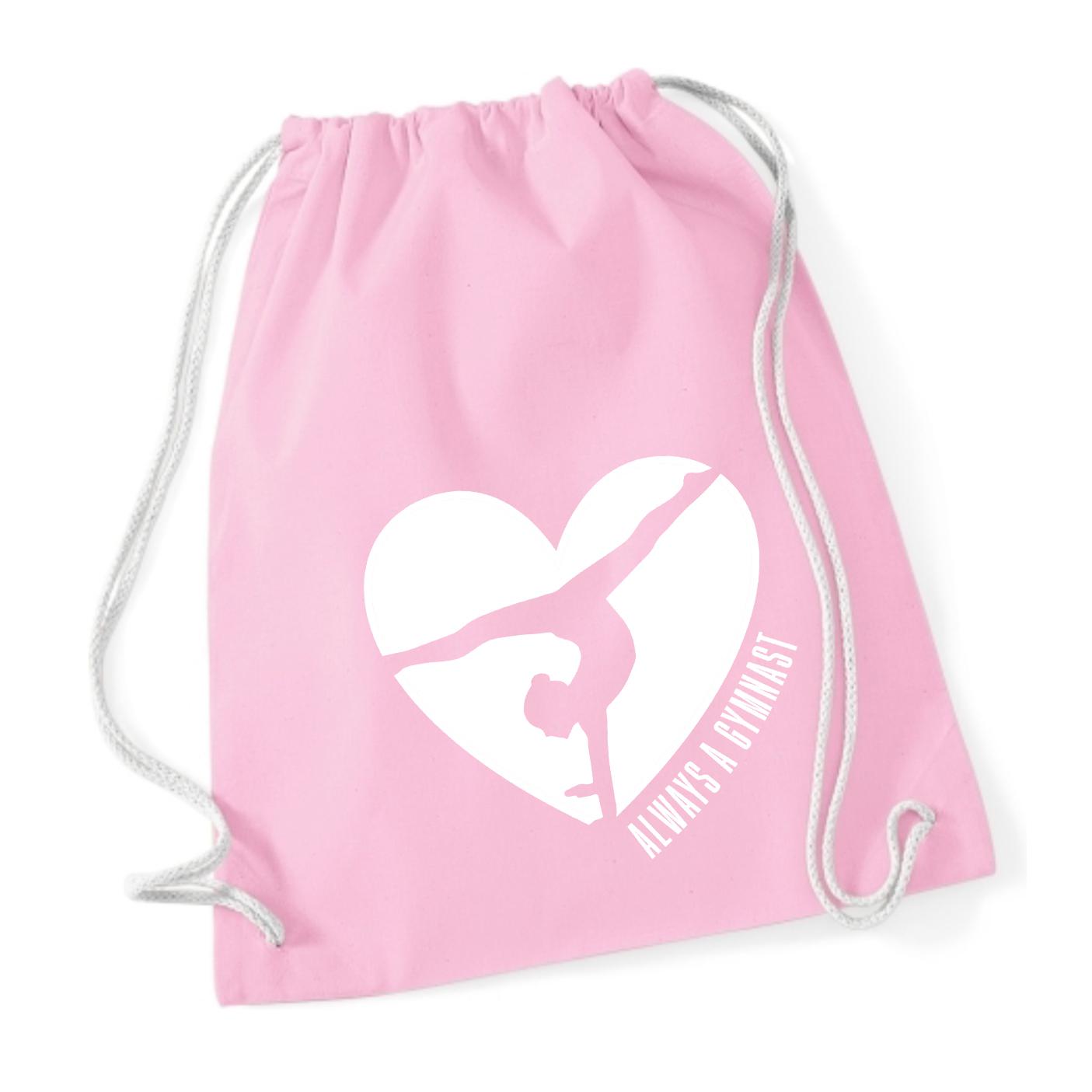 hart-trektas-gymnast-roze